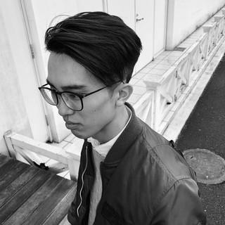 メンズスタイル ショート 刈り上げ メンズ ヘアスタイルや髪型の写真・画像 | メンズカット専門 NAKAMINE RYOMA / Men's grooming salon Aoyama