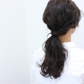 簡単ヘアアレンジ ヘアアレンジ ゆるふわ ショート ヘアスタイルや髪型の写真・画像 ヘアスタイルや髪型の写真・画像