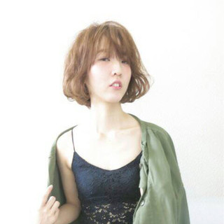 大人かわいい ストリート 大人女子 ふわふわ ヘアスタイルや髪型の写真・画像