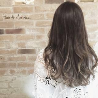 パンク モテ髪 ロング 愛され ヘアスタイルや髪型の写真・画像