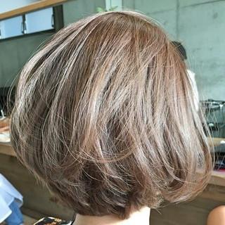 ガーリー 色気 アッシュ 外国人風 ヘアスタイルや髪型の写真・画像