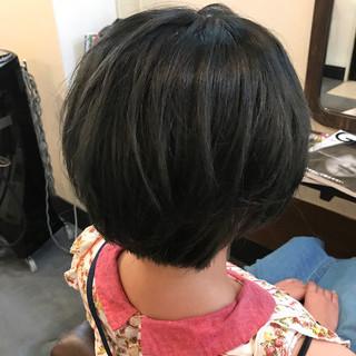 ナチュラル 田中美保 グレージュ アッシュグレージュ ヘアスタイルや髪型の写真・画像