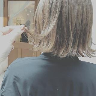 デート 冬 外ハネ 大人かわいい ヘアスタイルや髪型の写真・画像