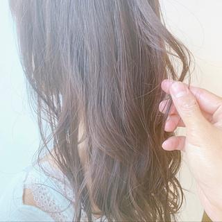 透明感 美髪 オフィス 透明感カラー ヘアスタイルや髪型の写真・画像