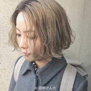 田中けんたさんのヘアスナップ