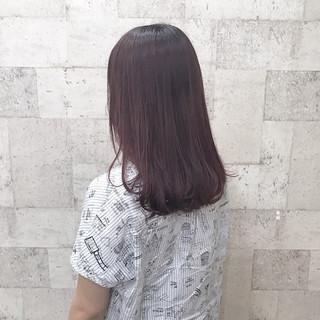 ハイトーン 外国人風カラー ダブルカラー 外国人風 ヘアスタイルや髪型の写真・画像