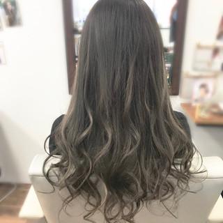 モード ロング エクステ 謝恩会 ヘアスタイルや髪型の写真・画像