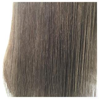 アッシュグレー アッシュ 外国人風カラー ストリート ヘアスタイルや髪型の写真・画像 ヘアスタイルや髪型の写真・画像