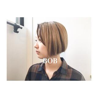 ストリート フェミニン 女子力 ブルー ヘアスタイルや髪型の写真・画像