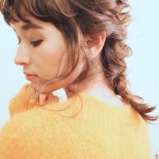 CANAAN山本麻美さんのヘアスナップ
