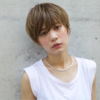 大人かわいい 外国人風 外国人風カラー ナチュラル ヘアスタイルや髪型の写真・画像