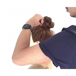色気 ロング 夏 フェミニン ヘアスタイルや髪型の写真・画像