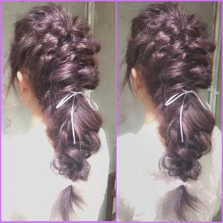 セミロング ハーフアップ ショート 大人かわいい ヘアスタイルや髪型の写真・画像 ヘアスタイルや髪型の写真・画像