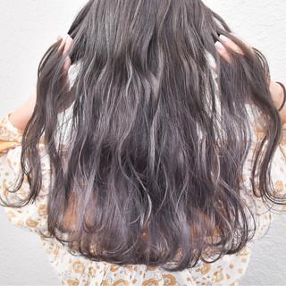 ナチュラル 外国人風 アッシュ 外国人風カラー ヘアスタイルや髪型の写真・画像