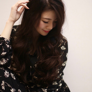 秋 大人ハイライト おしゃれさんと繋がりたい エレガント ヘアスタイルや髪型の写真・画像