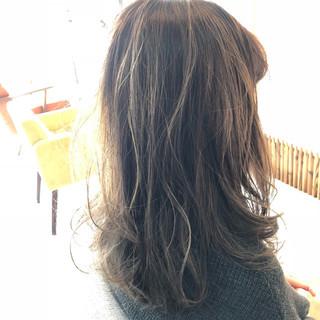 外ハネ こなれ感 パーマ 結婚式 ヘアスタイルや髪型の写真・画像