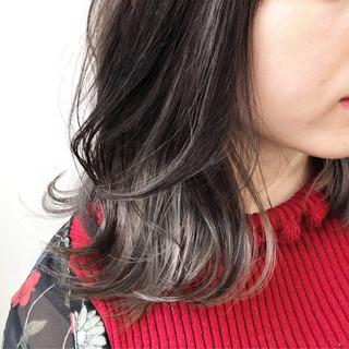 透明感 ボブ 女子力 ストリート ヘアスタイルや髪型の写真・画像