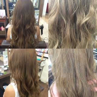 春 渋谷系 大人かわいい フェミニン ヘアスタイルや髪型の写真・画像