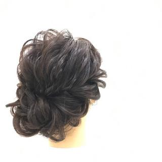 結婚式 オフィス コンサバ デート ヘアスタイルや髪型の写真・画像