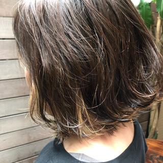 ショートボブ モード お出かけヘア おしゃれ ヘアスタイルや髪型の写真・画像