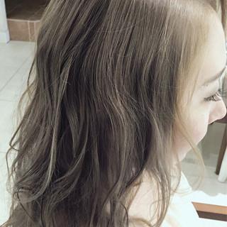 こなれ感 小顔 大人女子 ナチュラル ヘアスタイルや髪型の写真・画像