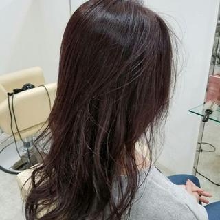 ナチュラル ロング リラックス デート ヘアスタイルや髪型の写真・画像