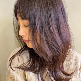 oggiotto ミディアム 大人可愛い ナチュラル ヘアスタイルや髪型の写真・画像