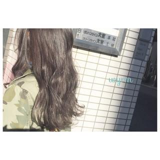 外国人風 暗髪 ストリート 色気 ヘアスタイルや髪型の写真・画像