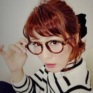 簡単ヘアアレンジ ストリート ヘアアレンジ 三つ編み ヘアスタイルや髪型の写真・画像