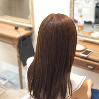 ロング 大人女子 女子力 ナチュラル ヘアスタイルや髪型の写真・画像