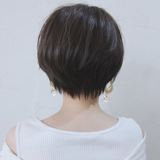 大人カジュアル ミルクティーベージュ oggiotto ナチュラル ヘアスタイルや髪型の写真・画像