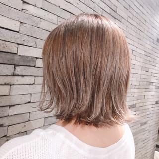 小顔ヘア ブリーチオンカラー 圧倒的透明感 ストリート ヘアスタイルや髪型の写真・画像