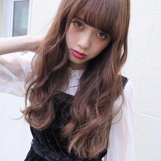 ガーリー 愛され モテ髪 ピュア ヘアスタイルや髪型の写真・画像