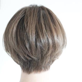女子力 ボブ 似合わせ ナチュラル ヘアスタイルや髪型の写真・画像