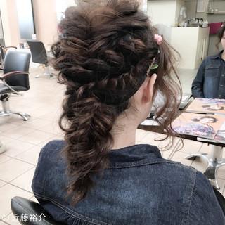 フェミニン ゆるふわ ミディアム 大人かわいい ヘアスタイルや髪型の写真・画像