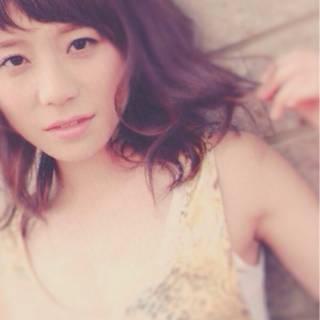 外国人風 大人かわいい コンサバ フェミニン ヘアスタイルや髪型の写真・画像