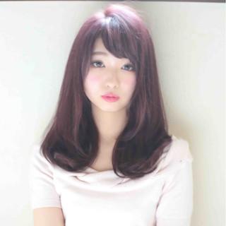 かわいい スウィート ナチュラル フェミニン ヘアスタイルや髪型の写真・画像
