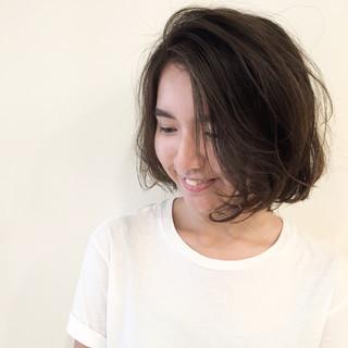 ストリート 大人かわいい 外国人風 ハイライト ヘアスタイルや髪型の写真・画像