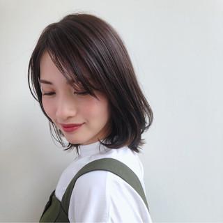 ナチュラル 透明感 女子力 オフィス ヘアスタイルや髪型の写真・画像