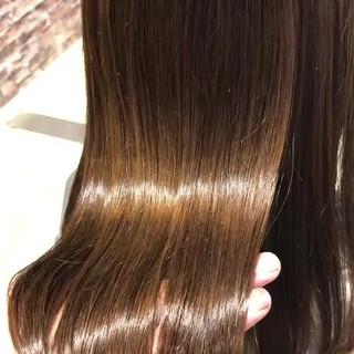 トリートメント 髪質改善トリートメント ナチュラル デート ヘアスタイルや髪型の写真・画像