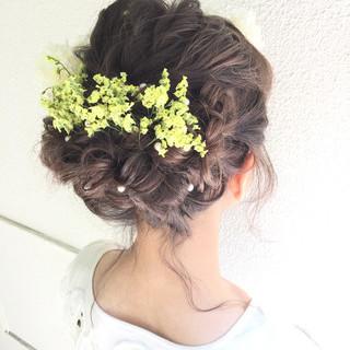 女子会 セミロング リラックス デート ヘアスタイルや髪型の写真・画像