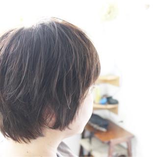 アッシュグレージュ 大人女子 ブルージュ 小顔 ヘアスタイルや髪型の写真・画像
