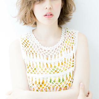 フェミニン 大人かわいい アッシュ ガーリー ヘアスタイルや髪型の写真・画像
