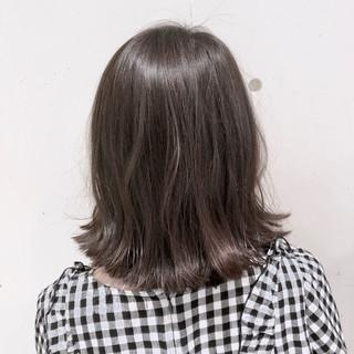 ナチュラル ボブ ハイライト 外国人風カラー ヘアスタイルや髪型の写真・画像