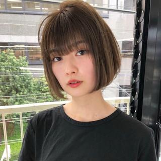 ヘアカラー 大人ハイライト ハイライト フェミニン ヘアスタイルや髪型の写真・画像
