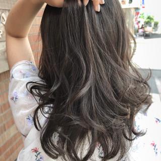 フェミニン 透明感 ヘアアレンジ 秋 ヘアスタイルや髪型の写真・画像