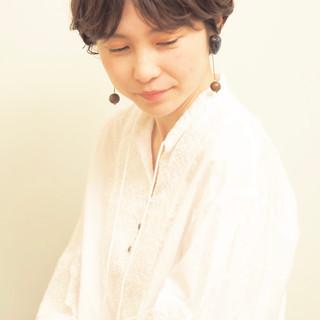 コヤクマル 千尋さんのヘアスナップ