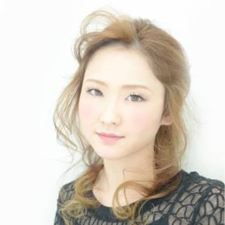 愛され 簡単ヘアアレンジ ショート モテ髪 ヘアスタイルや髪型の写真・画像
