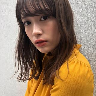 大人女子 大人かわいい ナチュラル レイヤーカット ヘアスタイルや髪型の写真・画像