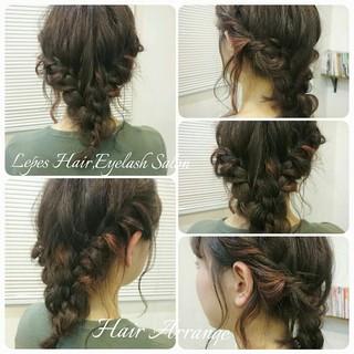 簡単ヘアアレンジ ハイライト ショート インナーカラー ヘアスタイルや髪型の写真・画像 ヘアスタイルや髪型の写真・画像